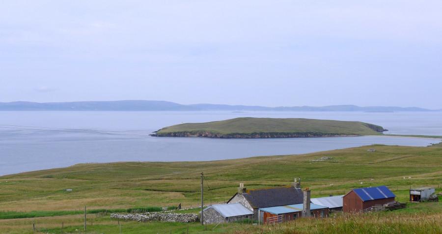 GM4BJM Yell Island, Shetland Islands