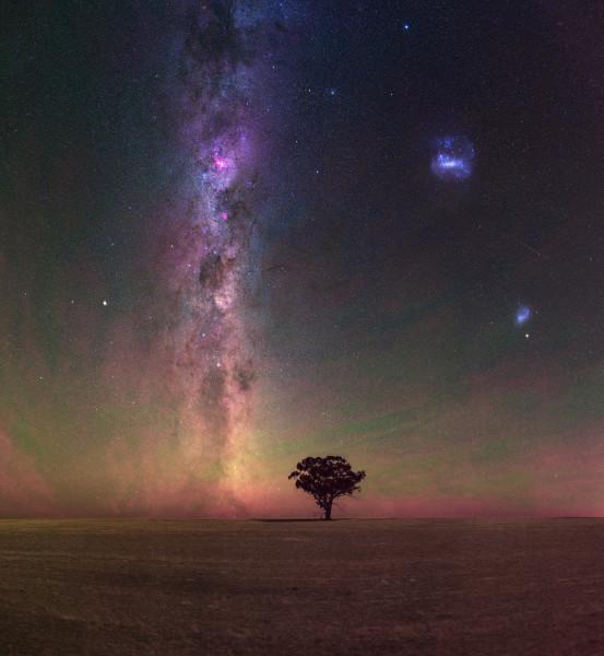 VK3/UA4WHX Milky Way at Beverley, Western Australia.