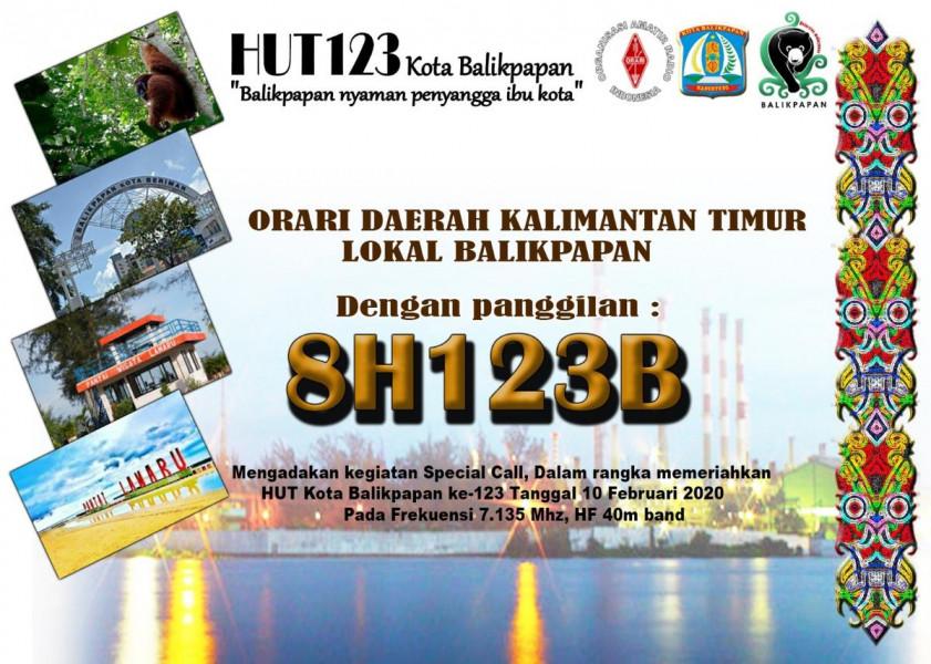 8H123B Balikpapan, Borneo, Indonesia
