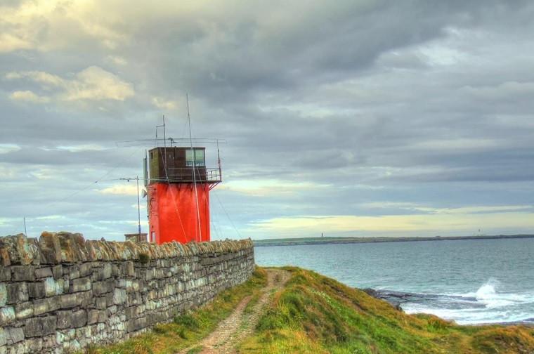 GT0SP Scarlett Point Club, Scarlett Point Tower, Castletown, Isle of Man