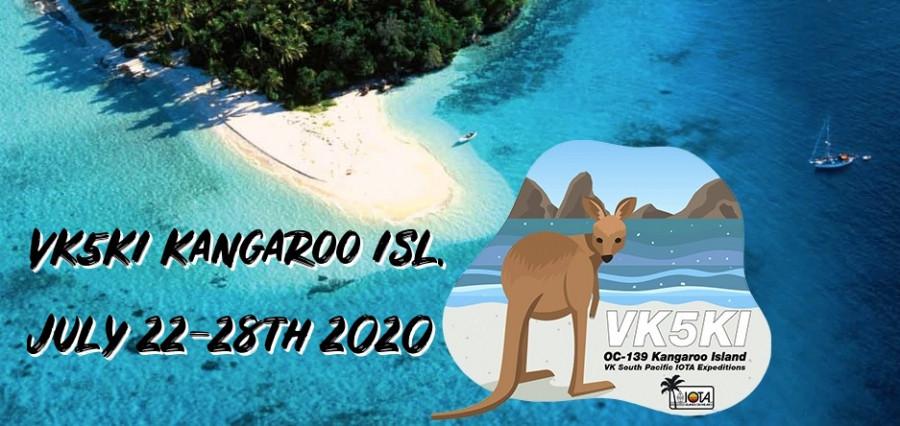 VK5KI Kangaroo Island DX News