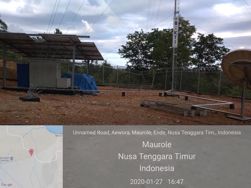 YB2NDX/9 Tenggara Timur 27 January 2020 Image 1