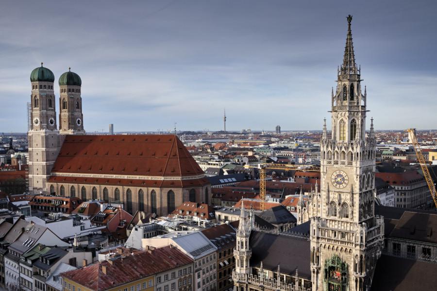 DL/KU1CW Munich, Germany