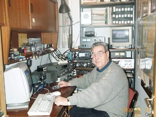I5CRL Roberto Seravalli, Firenze, Italy