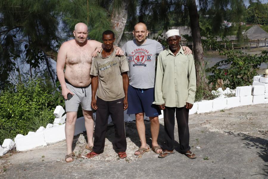5H4WZ Pemba Island 8 February 2020 Image 3