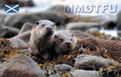 MM0TFU/P Isle of Arran Blackwaterfoot QSL