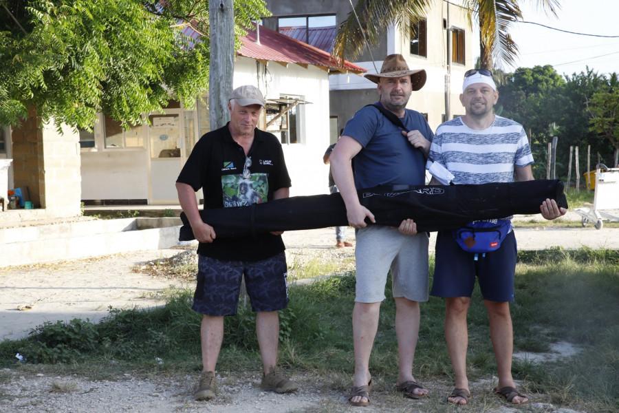 5H4WZ Pemba Island 9 February 2020 Image 6