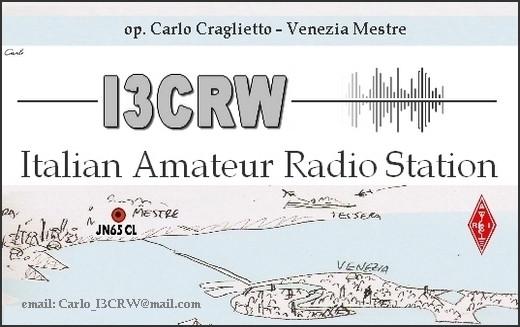 IR3D Carlo Craglietto, Mestre, Italy