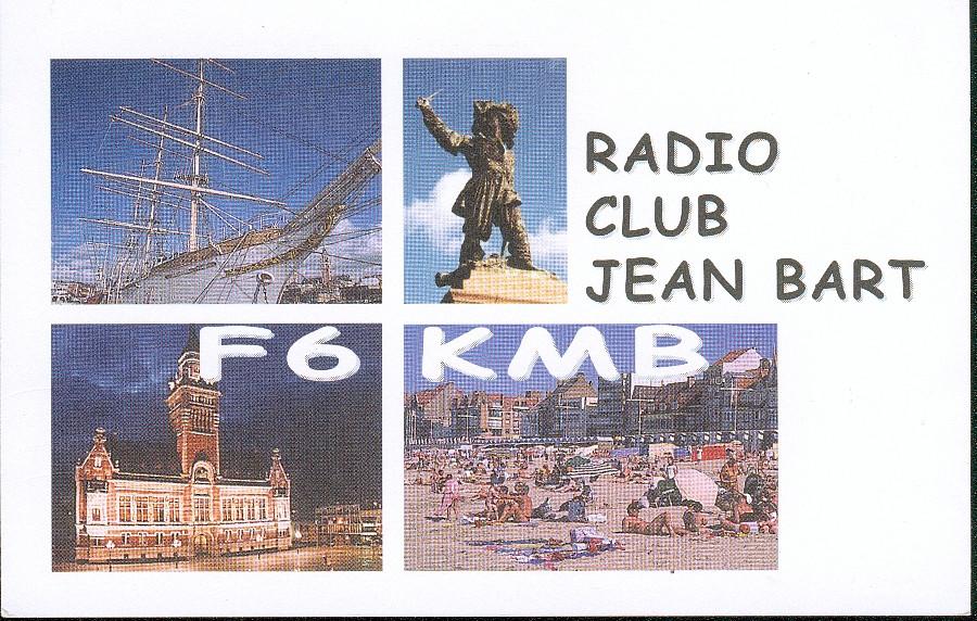 TM80DYN Radio Club Jean Bart, Dunkerque, France