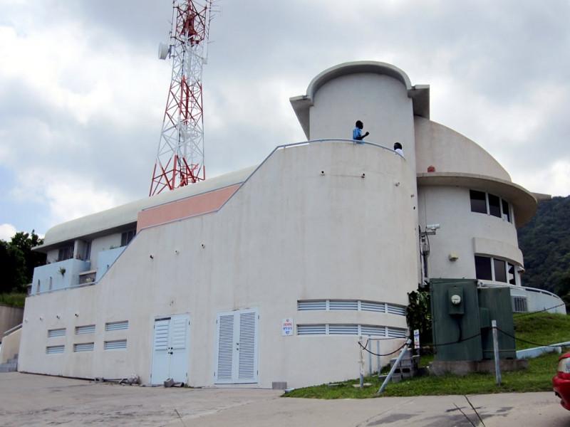 VP2MEP Montserrat Volcano Observatory, Montserrat Island.