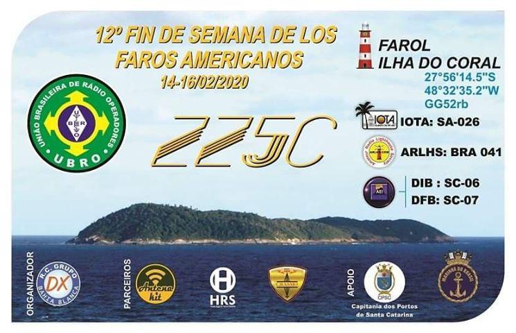 ZZ5C Coral Island, Brazil