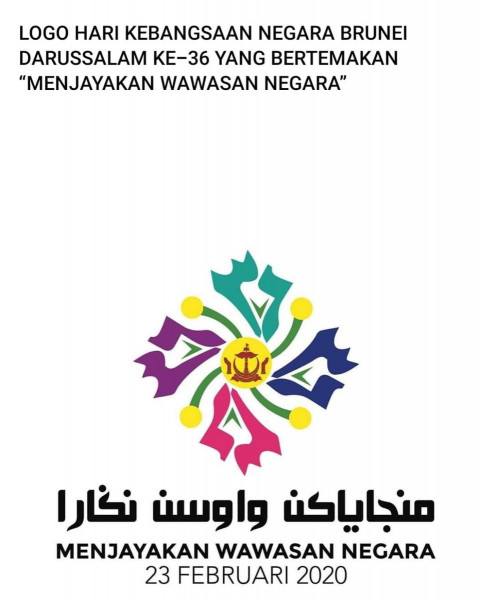 V84SHK Negara, Brunei Darussalam National Day