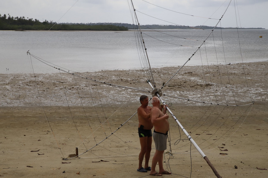 5H4WZ Pemba Island 13 February 2020 Image 2