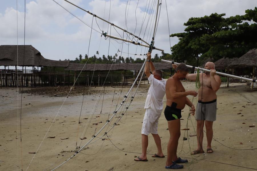5H4WZ Pemba Island 13 February 2020 Image 3