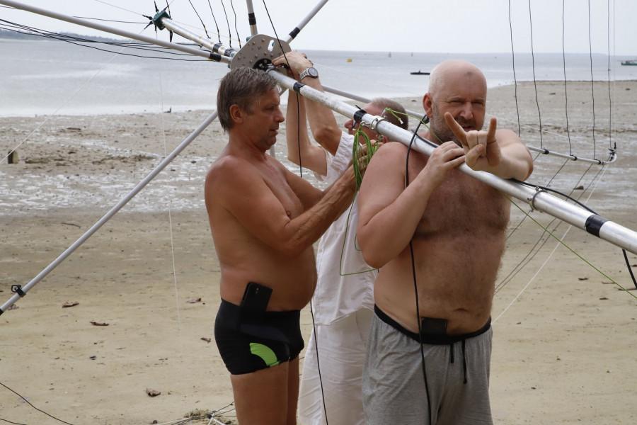 5H4WZ Pemba Island 13 February 2020 Image 4