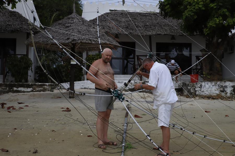 5H4WZ Pemba Island 13 February 2020 Image 5