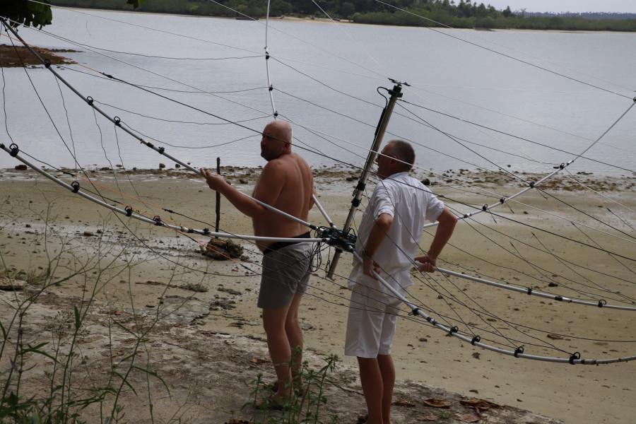 5H4WZ Pemba Island 13 February 2020 Image 6