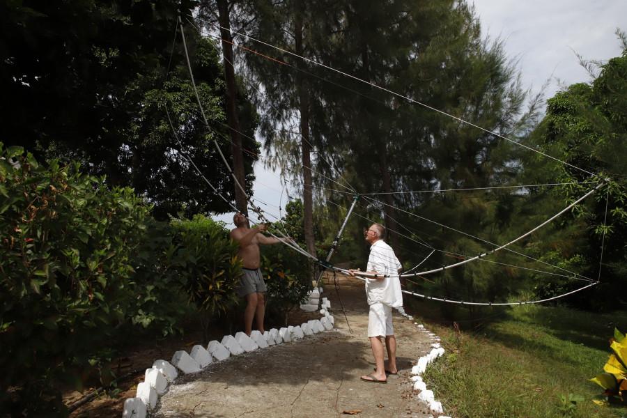 5H4WZ Pemba Island 13 February 2020 Image 7
