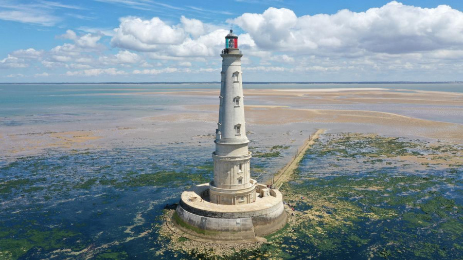TM8C Cordouan lighthouse, Cordouan Island, France