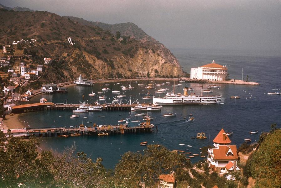 KD7WPJ/6 Santa Catalina Island, California, USA