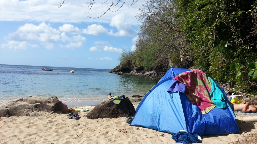 FM/VE3DZ Anse Noire Anse Arlet, Martinique Island 14 February 2020 Image 8
