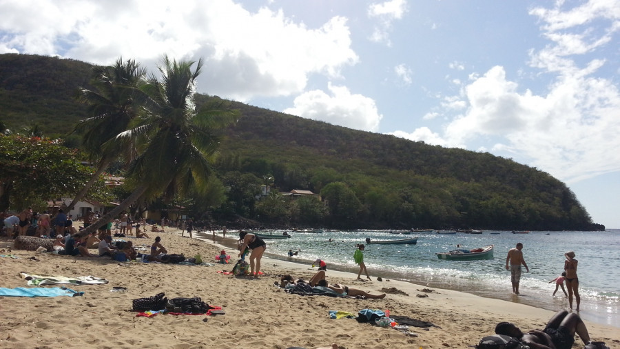 FM/VE3DZ Anse Noire Anse Arlet, Martinique Island 14 February 2020 Image 10