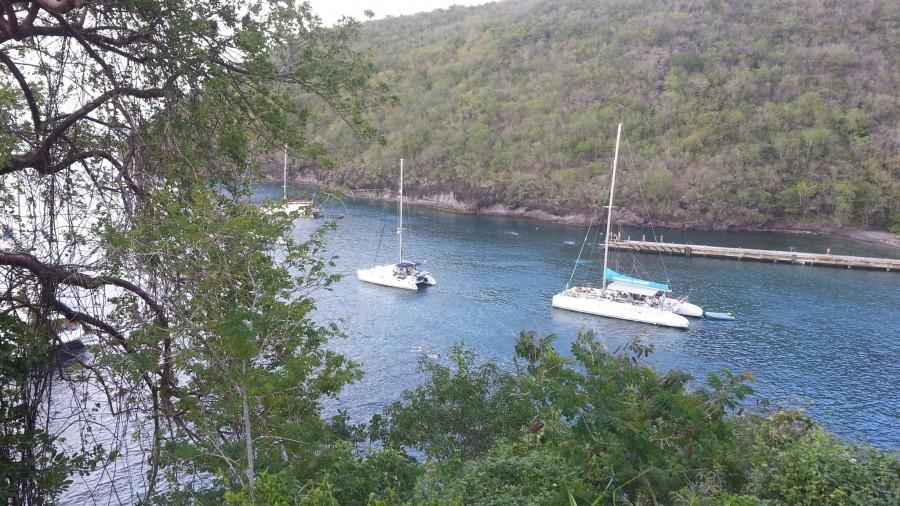 FM/VE3DZ Anse Noire, Martinique. Images 14 February 2020 Image 13