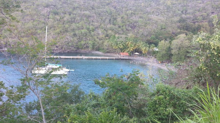 FM/VE3DZ Anse Noire, Martinique. Images 14 February 2020 Image 14