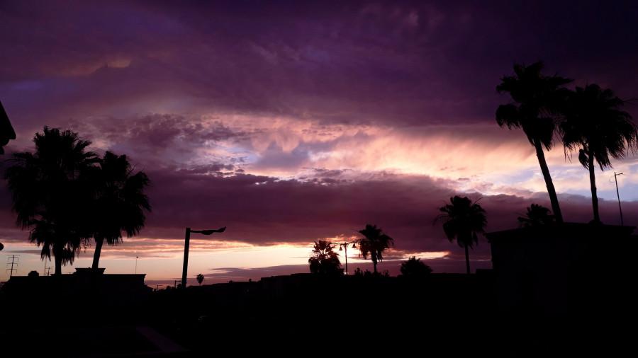4A7S Sunset, Hermosillo, Mexico