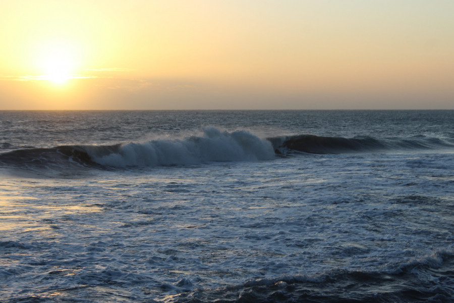 6Y5FS Sunset, Treasure Beach, Jamaica.