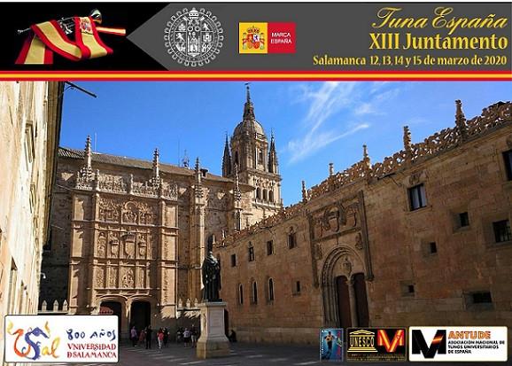 EH5TSA TunaEspana, Salamanca, Spain