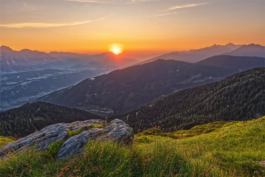 OE/ER1SN Sunrise, Schladming, Austria