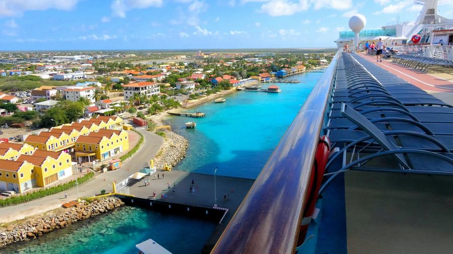 PJ4/K1TO Bonaire Island