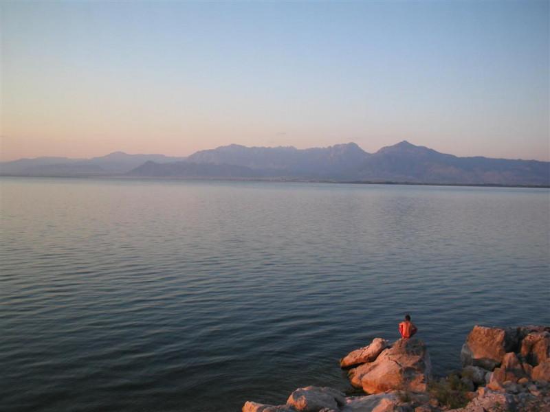 ZA/OE6TQG Lake Shkodra, Albania