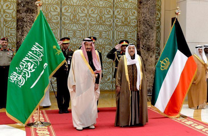 HZ1KWT Kuwait National Liberation Day, Riyadh, Saudi Arabia