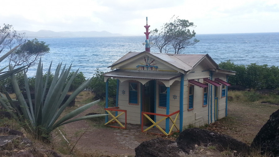 FM/VE3DZ Martinique Island 19 February 2020 Image 1