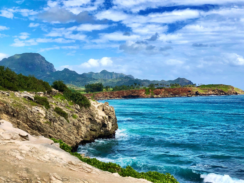 WH6EY Kauai Island, Hawaiian Islands