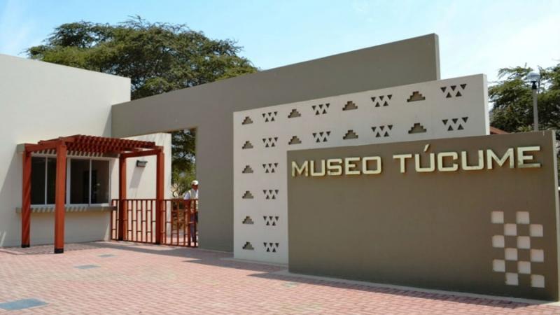 OC1TU Museo Tucume, Peru