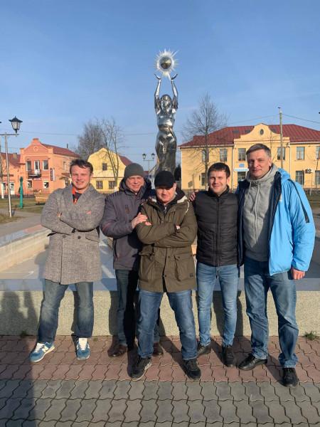 EW5A Belarus CQ WW 160m SSB Contest