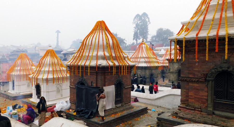 9N1HA Pasputinath Temple. Kathmandu, Nepal.