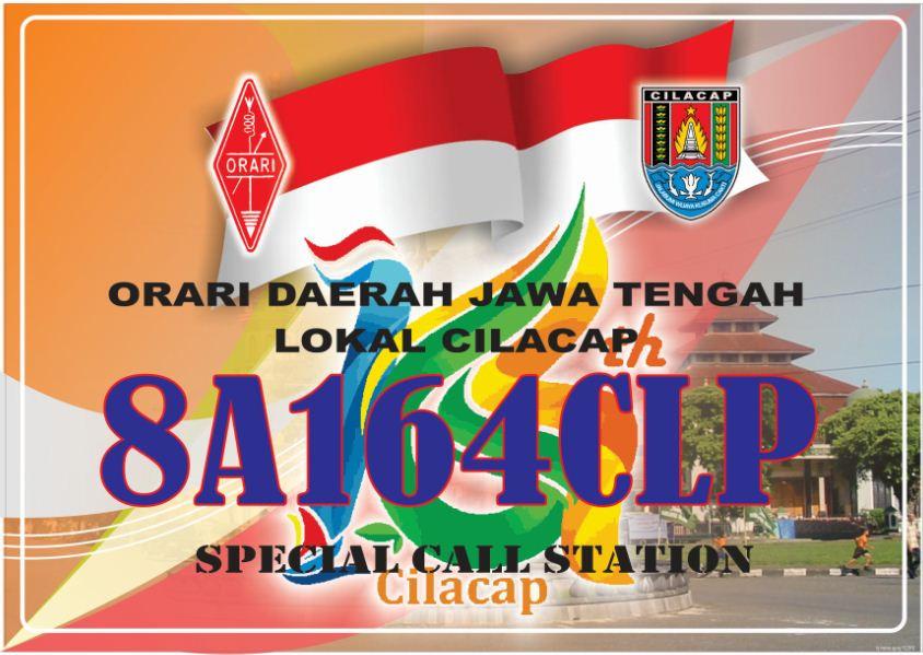 8A164CLP Cilacap Regency, Jawa Tengah, Indonesia
