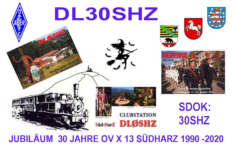 DL30SHZ Branderode, Germany