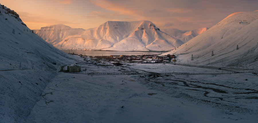 JW/PA7MDJ Longyearbyen, Svalbard Island