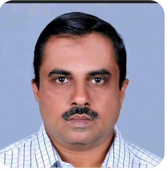 VU2TES Sunil Unnikrishnan, Mattoor, Kalady, Kerala, India