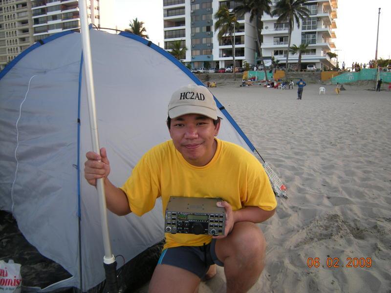 HC2A Allan Hacay-Chang, Guayaquil, Ecuador