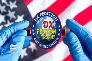 DX Pedition Trophy Logo
