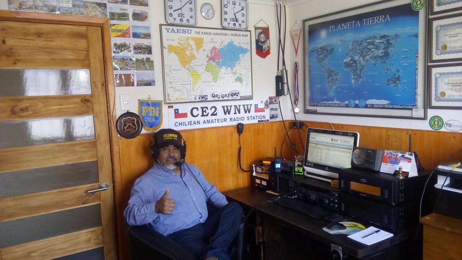 CE2LE Carlos Aranda Albornoz, La Serena, Chile