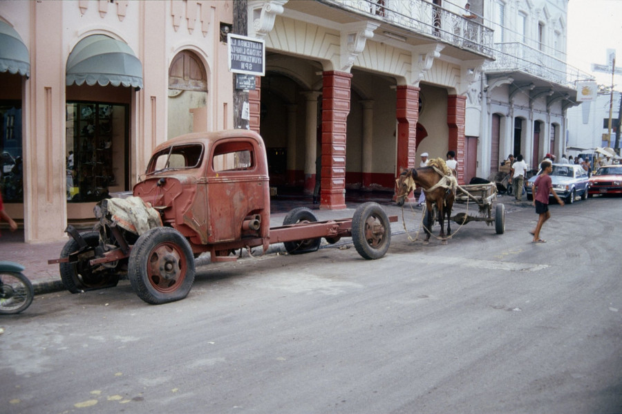 HI8NCC Santo Domingo, Dominican Republic
