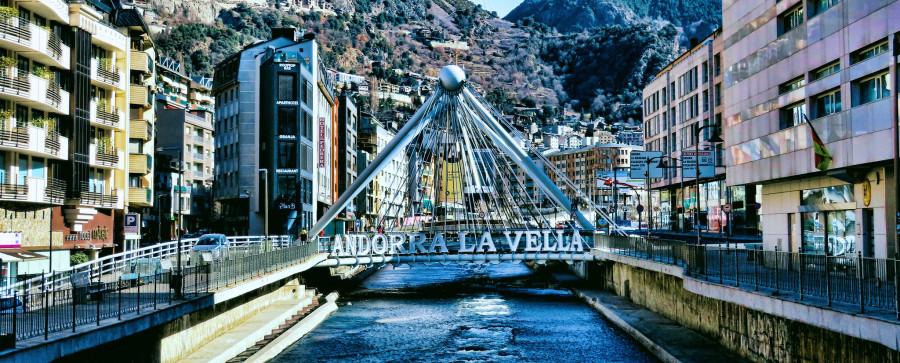 C31SG Andorra La Vella, Andorra