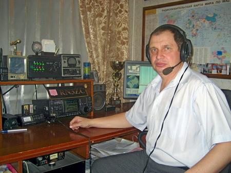 RC5Z Vitaly Medvedev, Gubkin, Russia